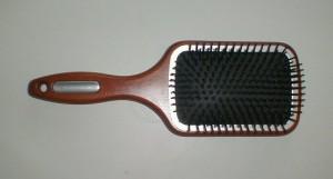 square hairbrush