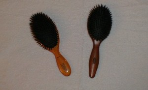 two_hairbrushs